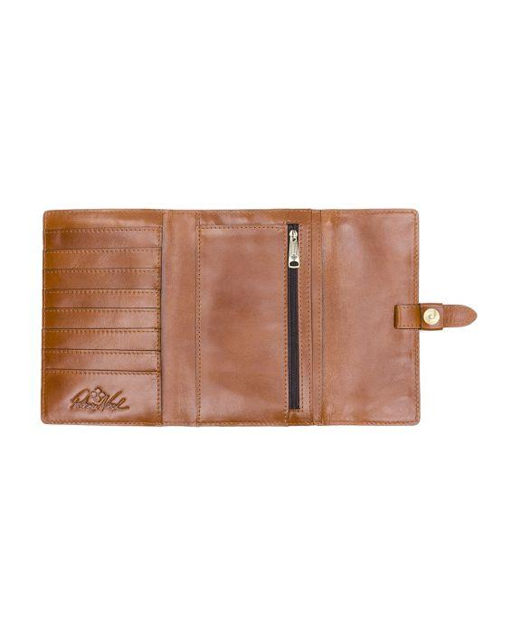 Colli Flap Wallet -Palm Leaves 3