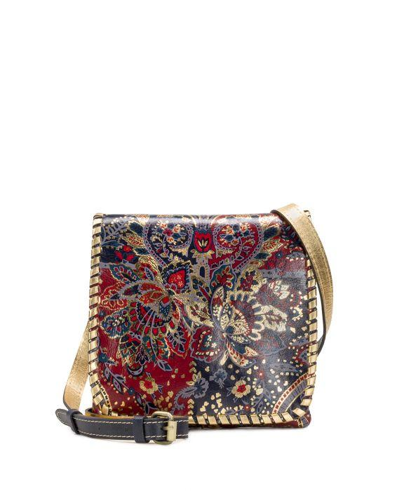 Granada Crossbody - Provencal Escape