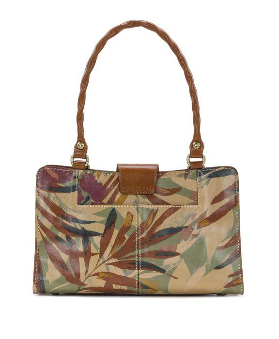 Rienzo Satchel - Palm Leaves 2