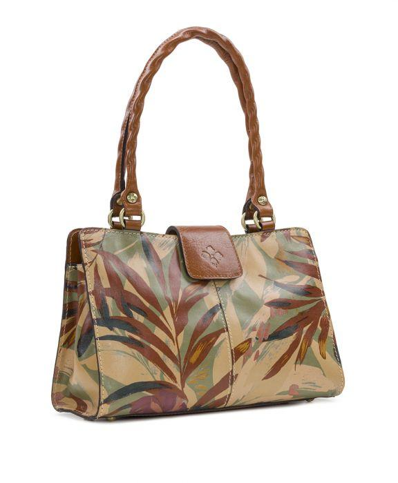 Rienzo Satchel - Palm Leaves 3
