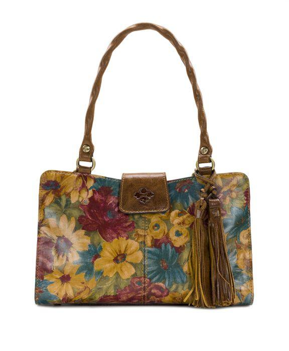 Rienzo Satchel - Fresco Bouquet - Rienzo Satchel - Fresco Bouquet