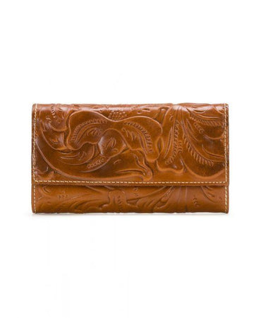 Terresa Wallet - Tooled - Florence