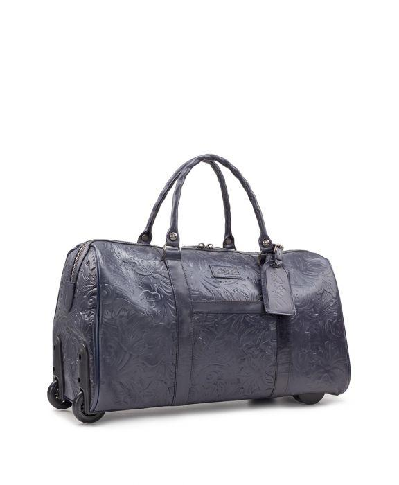 Avola Trolley - Tooled - Navy