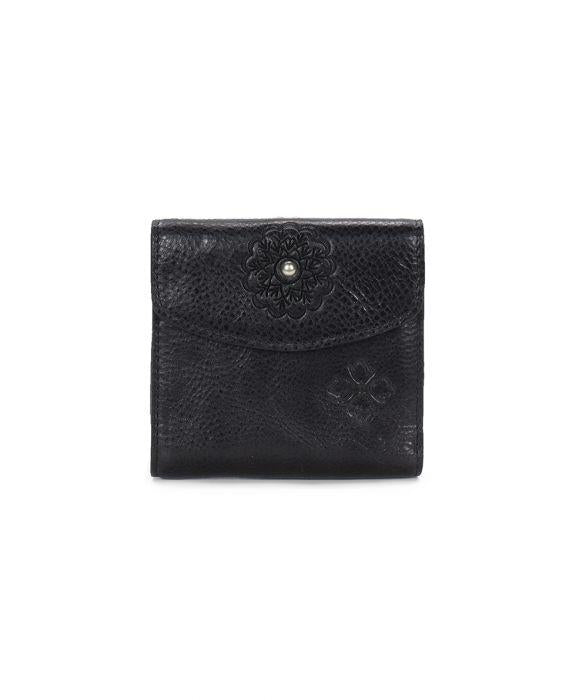 Reiti Bi-Fold Wallet - Distressed - Generic Black