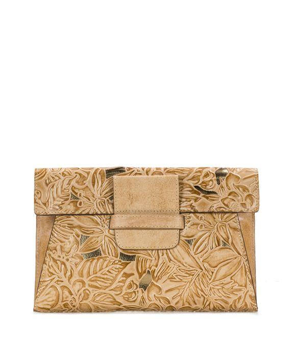 Sarzana Clutch - Natural