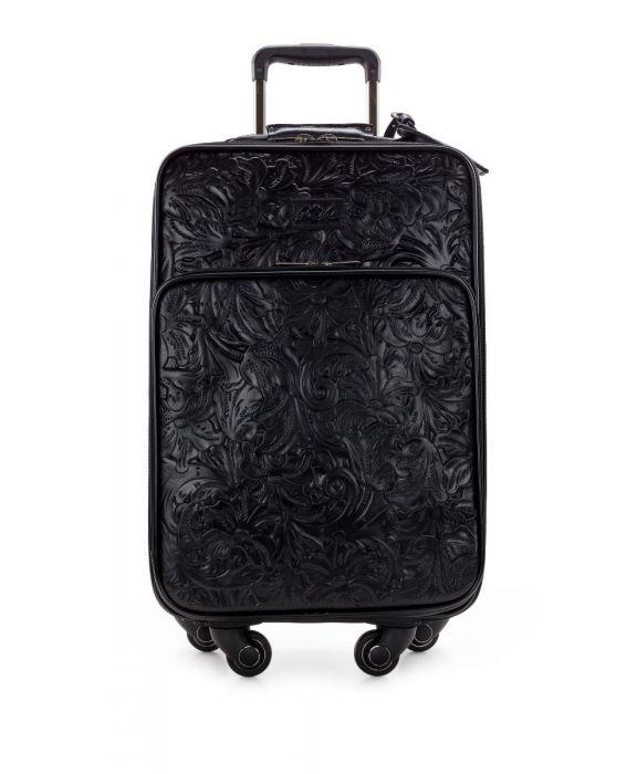 Vettore Trolley - Tooled - Black