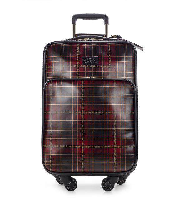 Vettore Trolley - Tartan Plaid