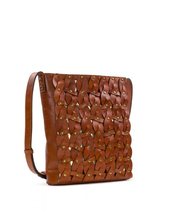 Raiano Crossbody - Twisted Braid - Toast