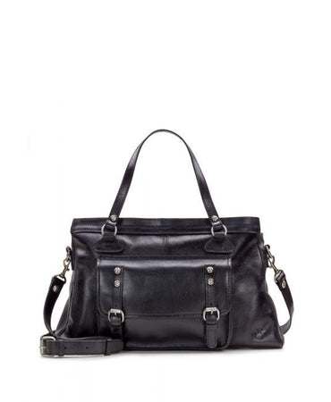 Cannes Satchel - Heritage - Black
