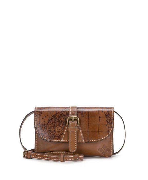 Torri Crossbody - Signature Map