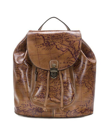 Casape Backpack - Signature Map