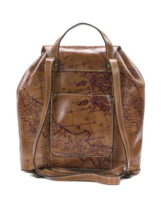 Casape Backpack - Signature Map 2