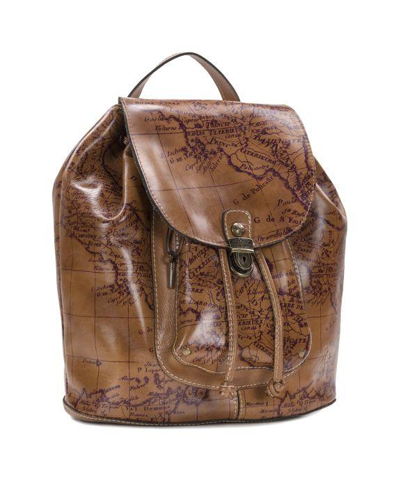 Casape Backpack - Signature Map 3