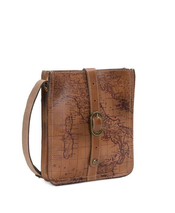 Venezia Pouch - Signature Map 3