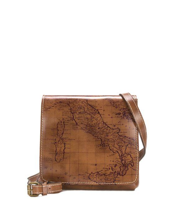 Granada Crossbody - Signature Map