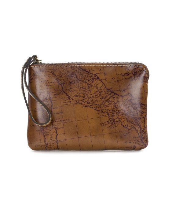 Cassini Wristlet - Signature Map