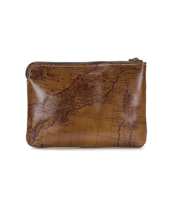Cassini Wristlet - Signature Map 2