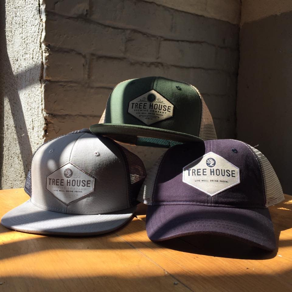 Tree House Brewing Co. - Various Merchandise