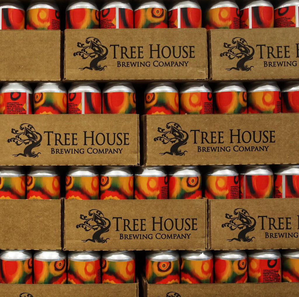 Tree House Brewing Co. - Label Art