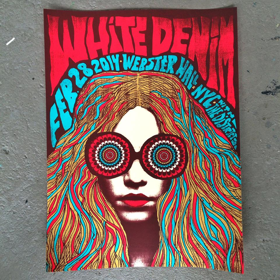 White Denim - NYC
