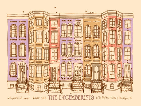 The Decemberists - PA