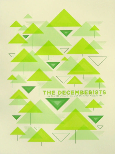 The Decemberists - MT