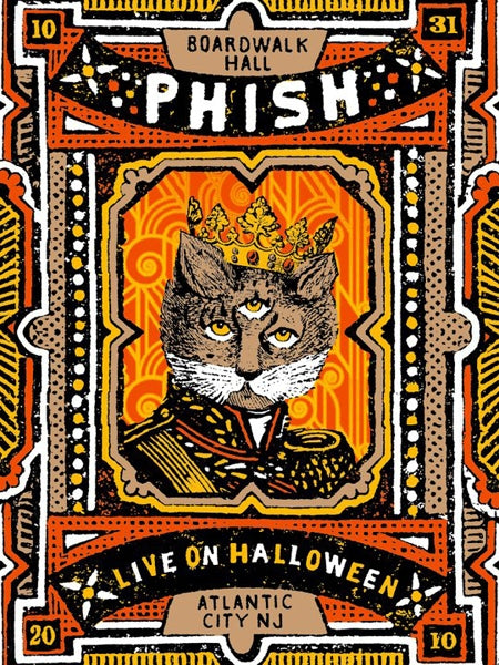 Phish - Atlantic City 3