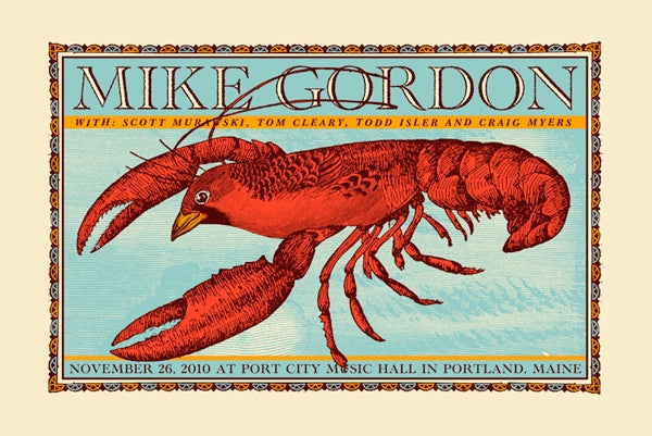 Mike Gordon - ME