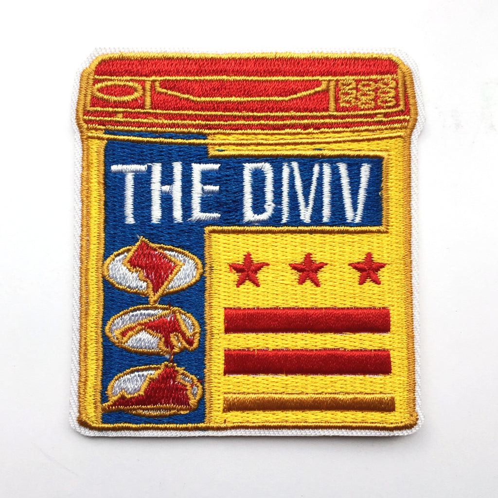 THE DMV Patch
