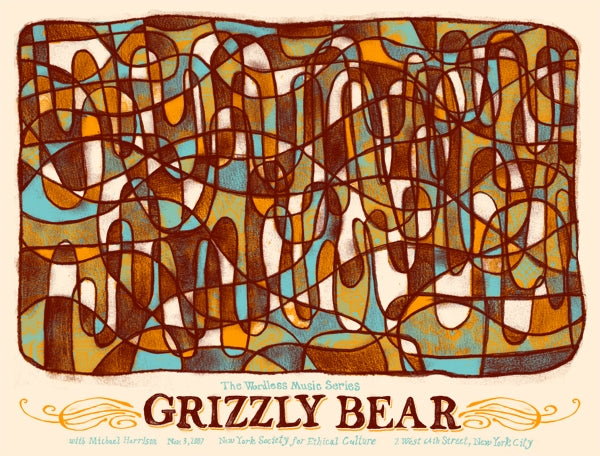 Grizzly Bear- NYC