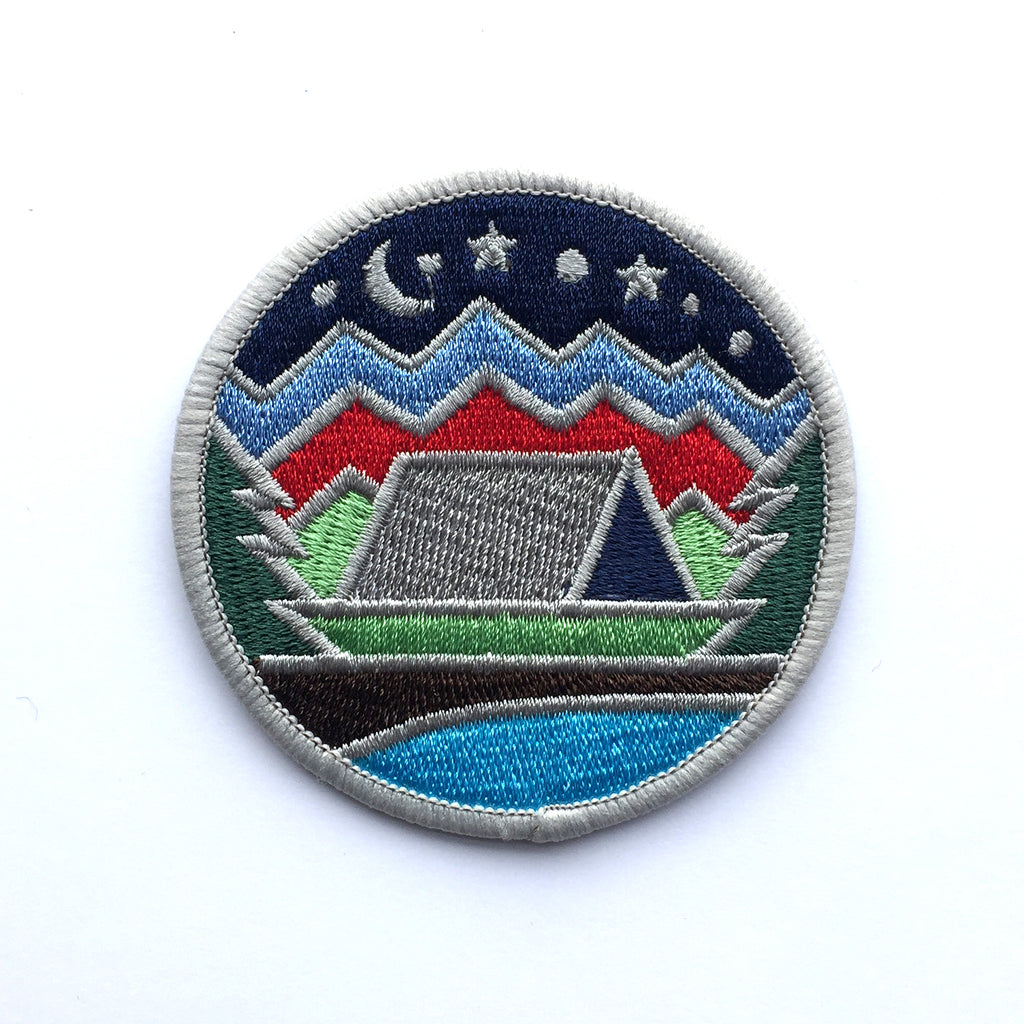 Camp Vibes Patch