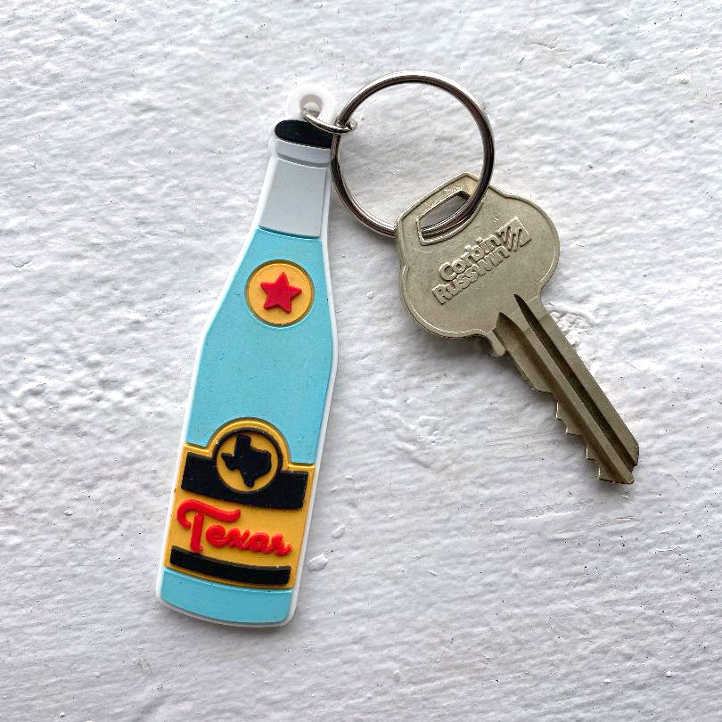Texas Chico Keychain