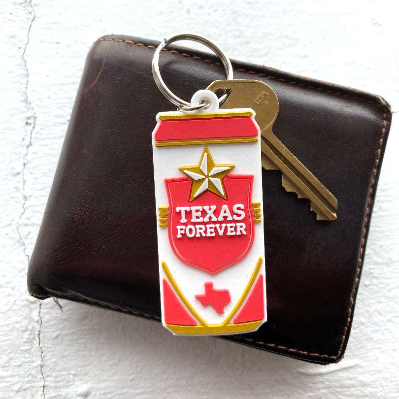 TX Forever Keychain