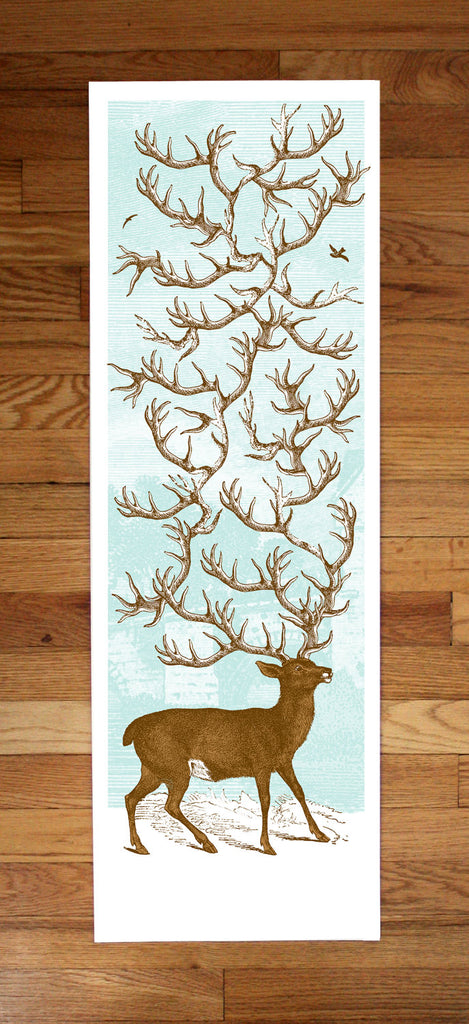 Antlers 12x36