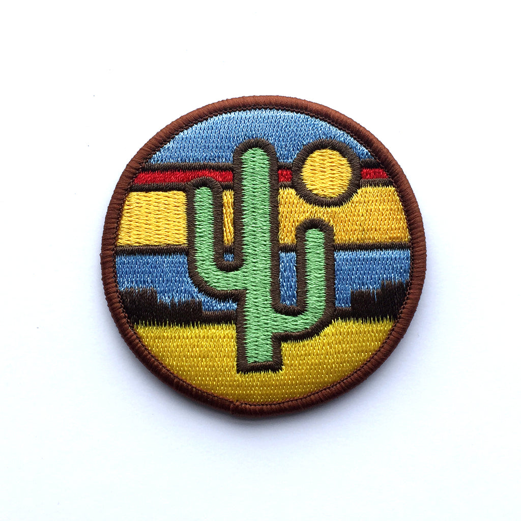 Desert Patch