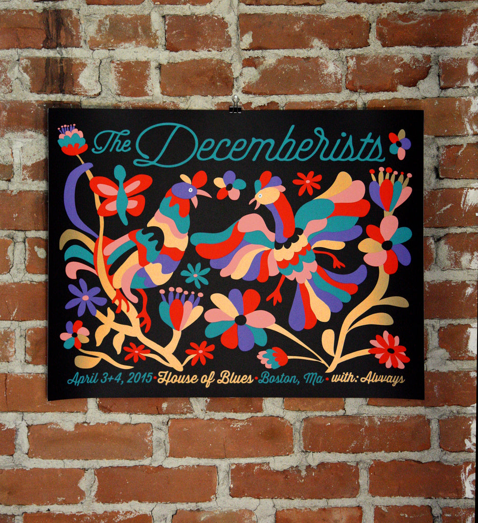 The Decemberists - HOB