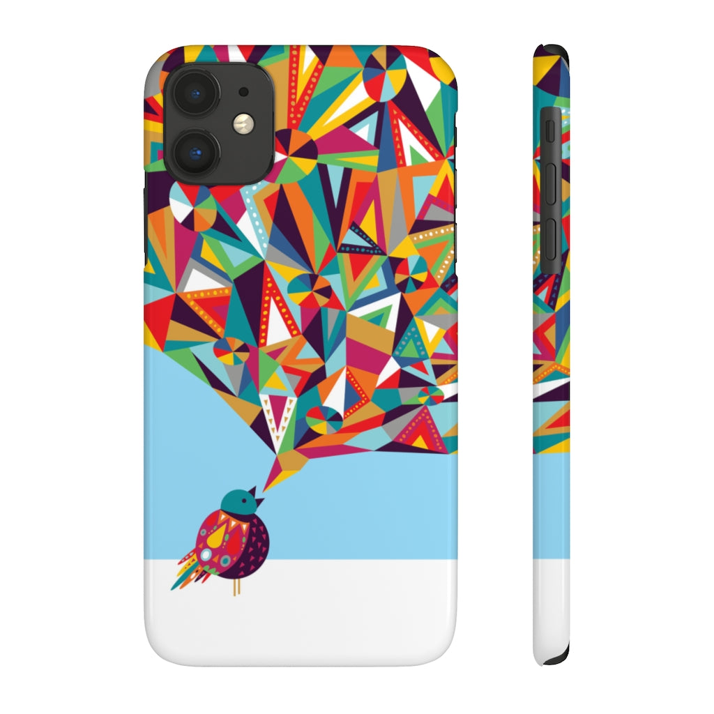 Bird- Case Mate Slim Phone Cases