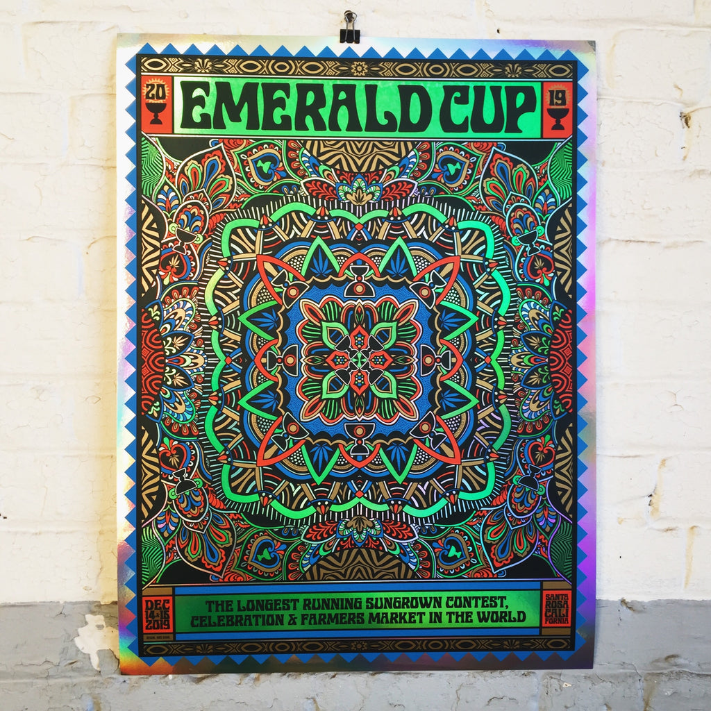 Emerald Cup 2019