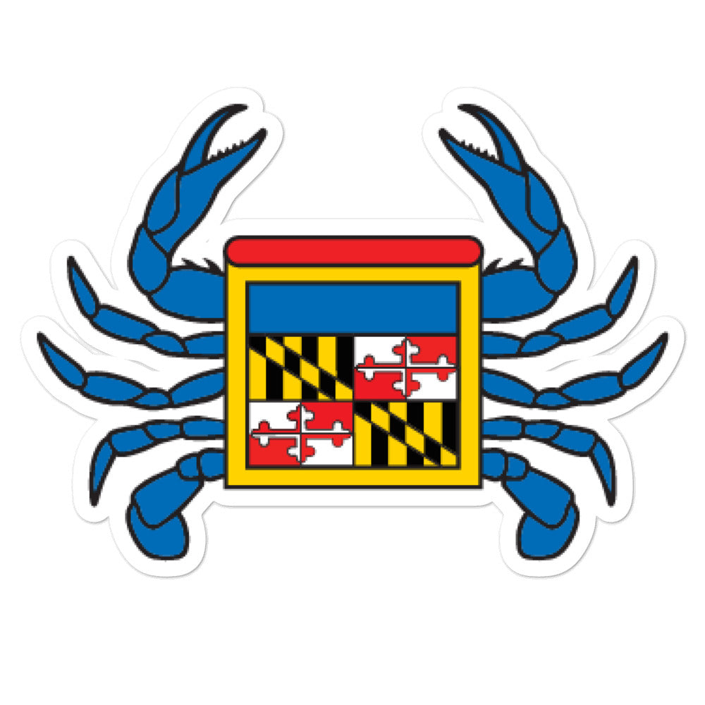 Old Maryland Blue Bay Crab