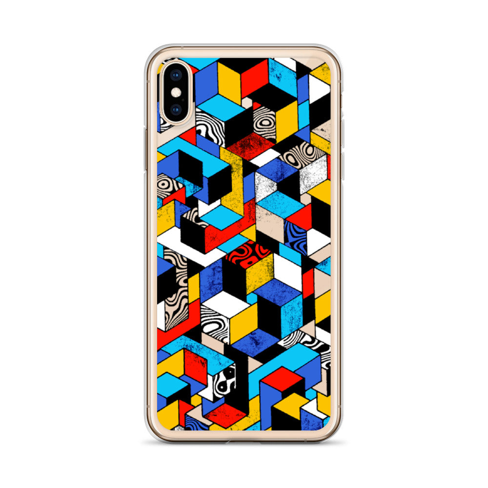 DIMENSION iPhone Case