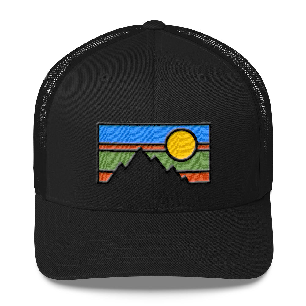 Mountain - Trucker
