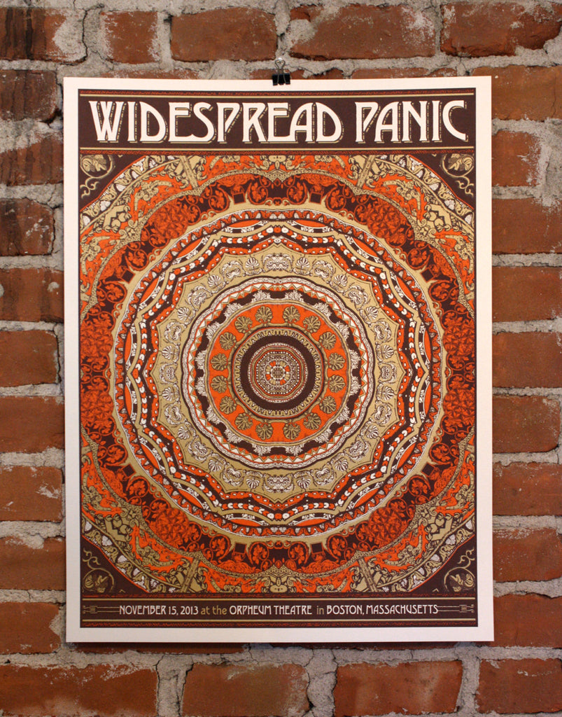Widespread Panic - MA