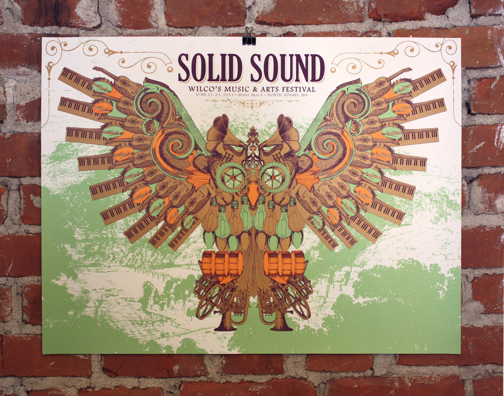 Solid Sound 2013