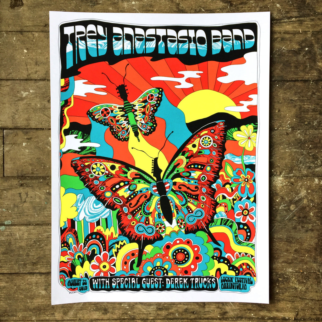 Trey Anastasio Band- VA
