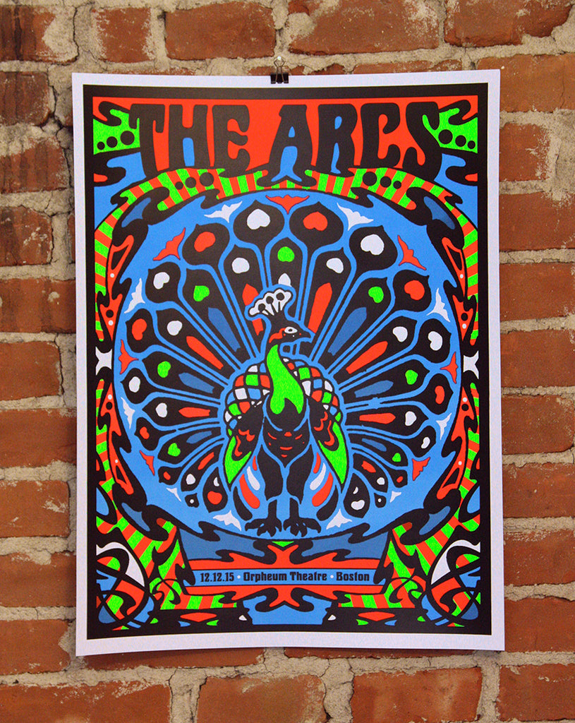 The Arcs - Boston