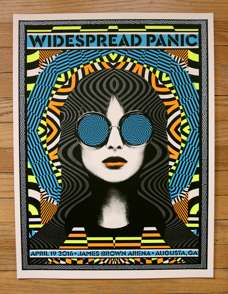 Widespread Panic- GA