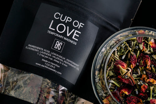 Cup of Love - herbal tea