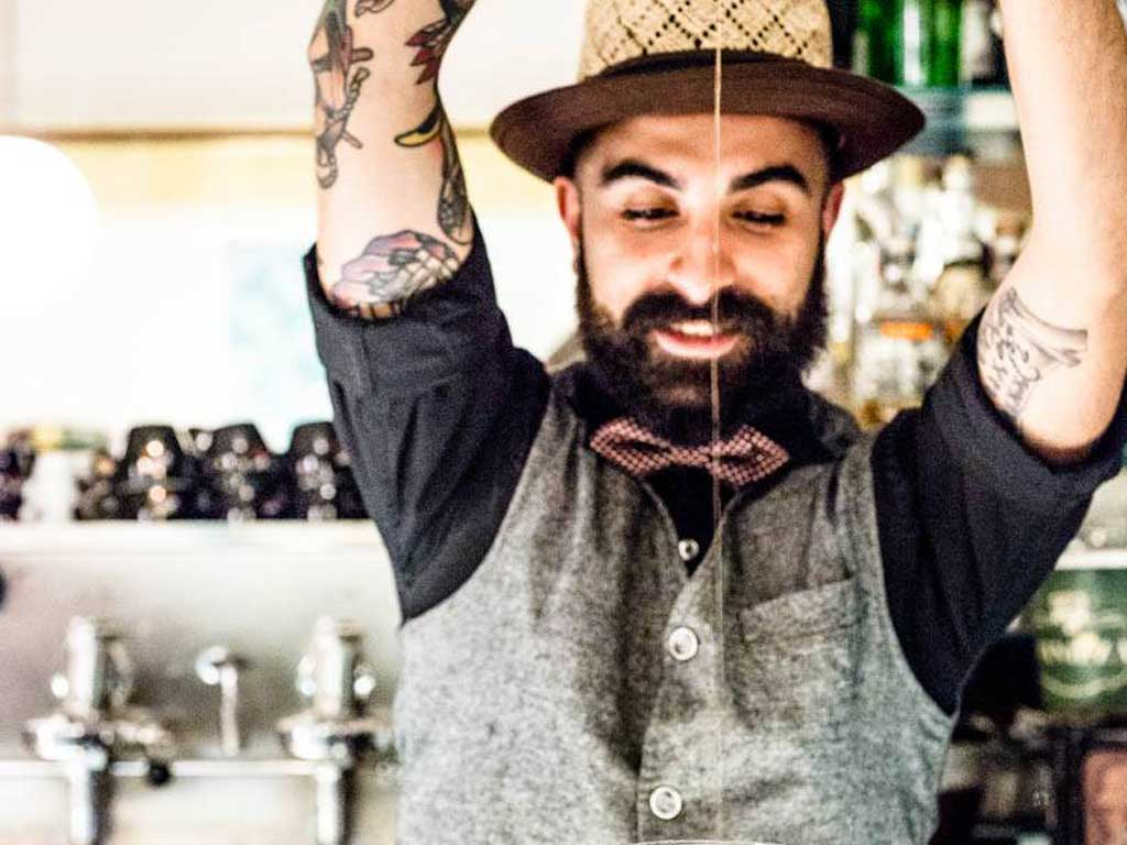 Divise da bar fashion e vintage - by waxmore