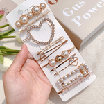 [Korea Import] Pretty & Lovely Heart Hair Pins