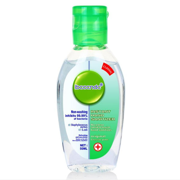 Portable Antibacterial Hand Sanitizer Gel (50ml / 1.7 fl oz)